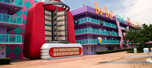 Отель Pop Century Resort